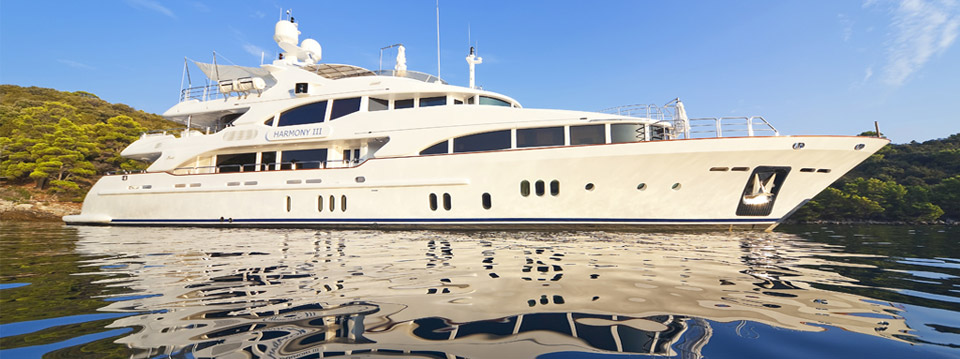 Harmony Iii Superyacht Available For Crewed Yacht Charters
